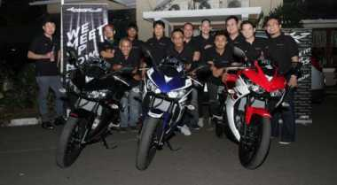Ravens United 25, Klub Resmi Yamaha R25 di Indonesia
