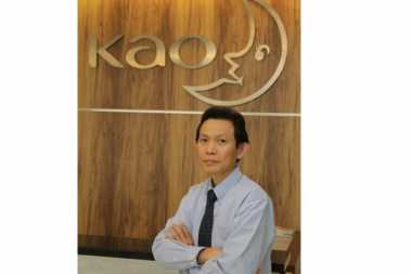 \ Musa Chandra Ujung Tombak Pemasaran PT Kao di RI\