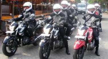 Rayakan HUT Perdana, ION Touring ke Pangandaran