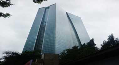 \Baru Dibangun, Lift Lotte Tower di Vietnam Terjun Bebas\