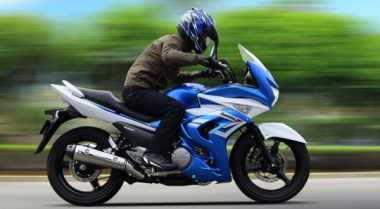 Suzuki Inazuma Full Fairing Segera Dipasarkan