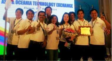 Tim Engineer AHM Sabet Juara Inovasi Teknologi