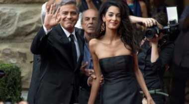 Amal Alamuddin Stop Merokok demi George Clooney