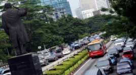 Punya Kartu Transjakarta Bayar Parkir Lebih Murah