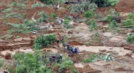 Korban Longsor Banjarnegara yang Hilang Masih 23 Orang