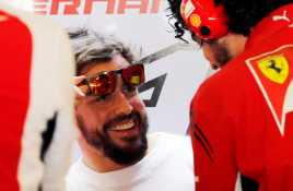 Alonso Doakan Ferrari Agar Sukses