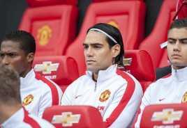 Falcao Sambut Sportif Persaingan di United