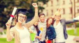 Raih Beasiswa dari Donor Dunia