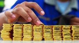 Penguatan Dolar & Minyak Batasi Harga Emas