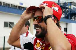 Lotus Sempat Ingin Pulangkan Alonso