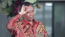 Telusuri Rekening Gendut, Mahfud MD Minta KPK dan Kejagung Koordinasi