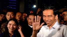 Jokowi Kembali ke Jakarta Usai dari Kupang