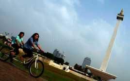 Akhir Pekan, Cuaca Jakarta Akan Bersahabat