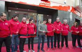 Peresmian Markas Baru Fan Klub Marquez
