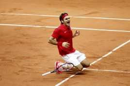 Petenis Cantik Puji Roger Federer