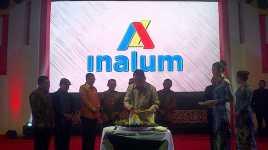 Jadi BUMN, Inalum Ganti Logo