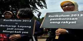 ICW Desak Korupsi Pengadaan Buku Kurikulum 2013 Diusut Tuntas