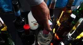 Penjual Miras Oplosan Paket Brandy Dikenakan Wajib Lapor