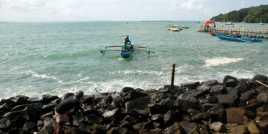 Waspada, Gelombang Laut di Perairan Kepri Capai 3,5 Meter