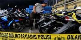 Bandit Curanmor Lintas Provinsi Ditembak Polisi