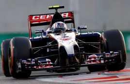 Performa Toro Rosso Musim Ini Puaskan sang Bos