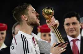Ramos Singkirkan CR7 untuk Genggam Bola Emas
