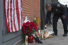 Obama Kecam Penembakan Dua Polisi New York