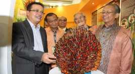 Sawit Sumbermas Sarana Targetkan Laba Bersih Rp735 Miliar