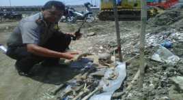 Tulang Manusia Ditemukan di Kampus Bung Hatta