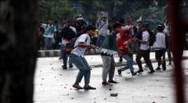 Diringkus Polisi, Fahmi Tak Henti Menangis