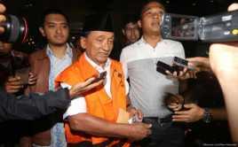 KPK Tanyakan SK Pengangkatan Ketua DPRD Bangkalan
