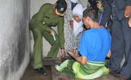Bunuh Saudari, Mahmud Dipasung Selama 22 Tahun