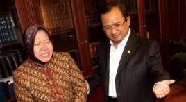 Risma Adalah Ibunya Warga Surabaya
