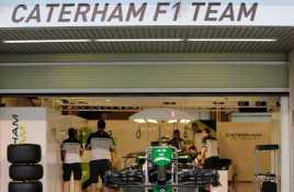 Masa Depan Caterham di F1 Masih Abu-abu