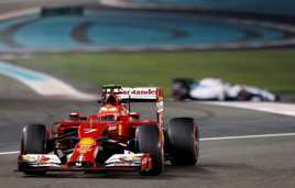 Perombakan Besar Ferrari Mengesankan
