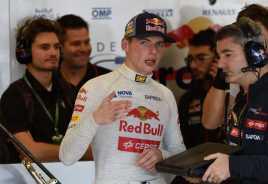 F1 Bodoh Memperbolehkan Verstappen Berlomba