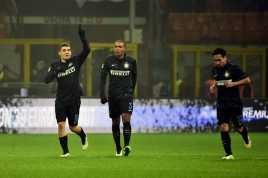 Bangkit, Inter Tahan Lazio