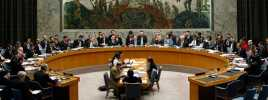 Korea Utara Boikot Sidang Dewan Keamanan PBB