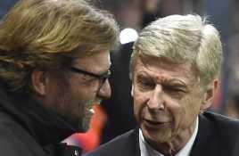 Klopp dan Rudi Garcia, Rekomendasi Legenda Arsenal