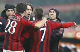 Bukti Bahwa Milan Bisa Tembus Liga Champions
