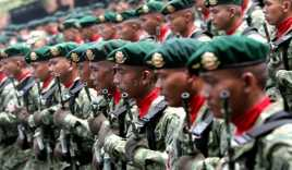 TNI Tak Perlu Terlibat Dalam Konflik KPK-Polri