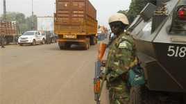 Menteri Afrika Tengah Diculik Pria Bersenjata