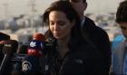 Angelina Jolie Prihatin Kondisi di Irak dan Suriah