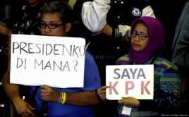 Pimpinan KPK Akan Lapor Balik ke Bareskrim