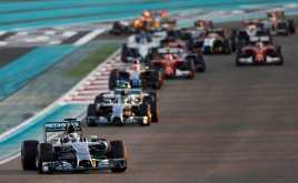 Demi F1, Meksiko Kebut Renovasi Sirkuitnya