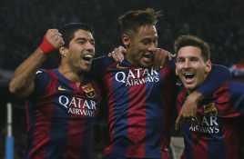 Neymar Enggan Beri Nasihat kepada Suarez