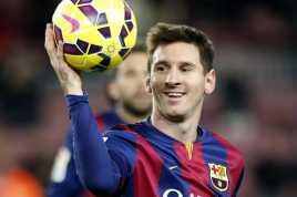 Messi Dipuji Eks Playmaker Barca
