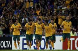 Socceroos Tantang Korsel di Final