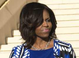Gagal ke Taj Mahal, Michelle Obama Sedih