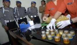 Ratusan Perwira di Polres Jakbar Dites Urine